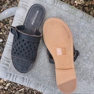 Musse & Cloud Shoes - Musse & Cloud | Leather Buckle Sandal